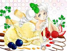 Food personification
