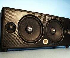 In this Instructable I will show you how I built this insanely loud Bluetooth speaker! A lot of time has been spent on this project, designing the. Bluetooth Gadgets, Wireless Speaker System, Bluetooth Speakers, Portable Speakers, Diy Boombox, Valve Amplifier, Speaker Box Design, Car Audio Systems, Diy Electronics
