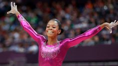 Gabby Douglas on track for 2016 Olympic return- http://getmybuzzup.com/wp-content/uploads/2015/07/486909-thumb.jpg- http://getmybuzzup.com/gabby-douglas-on-track-for/- By Will Graves, Associated Press COLUMBUS, Ohio (AP) — Gabby Douglas is exasperated. Again and again and again the defending women's Olympic all-around champion emphatically slaps her right hand on one of the picnic tables that sit just past the front desk at Buckeye Gymnastics, the latest ...- #2016Oly