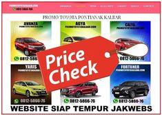 Jasa pembuatan website sales otomotif Daihatsu, Mazda, Toyota, Website