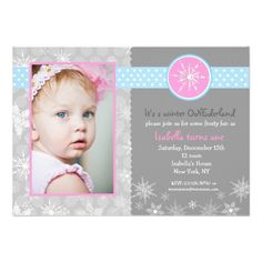 Snowflake Winter Birthday Party Invitations Photo today price drop and special promotion. Get The best buyHow to          Snowflake Winter Birthday Party Invitations Photo Review on the This website by click the button below...