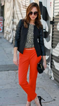 Chic casual outfit ♥
