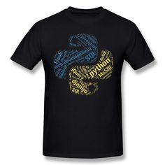 Developer T Shirt Python Programmer T Shirt T-Shirt Basic Short Sleeves Tee Shirt Plus size Male Tshirt  Price: 25.13 & FREE Shipping  #tshirt Home T Shirts, Tee Shirts, Python, Short Sleeve Tee, Short Sleeves, Gifts For Women, T Shirts For Women, Plus Size Tees, Basic Shorts