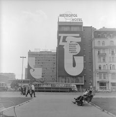 Polish graphic designer and publisher Patrick J. Jankun, together with a team of design aficionados, has embarked on a book project to save the. Logo Design Love, Retro Design, Graphic Design, Street Art, Graffiti, Warsaw Poland, Mobile Photos, Ppr, Pretty Photos