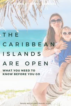 Our top requested Caribbean island opening information and entry requirements (plus deals and where to stay!). #stlucia #caribbean #aruba #antigua #turksandcaicos #familytravel #honeymoon