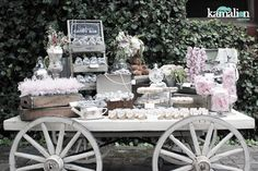 Dessert Table by-Kamalion- | MESA DE DULCES