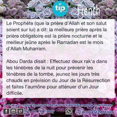 La prière nocturne et le meilleur jeûne  #sonan #français #prophète #muhammad #tip_of_the_day #life #daily #sunan #teachings #islamic #posts #islam #holy #quran #good #manners #prophet #muhammad #muslims #smile #hope #jannah #paradise #quote #inspiration