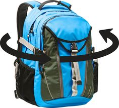 Quad Backpack: Ages 13 to Adult | Free Shipping at L.L.Bean