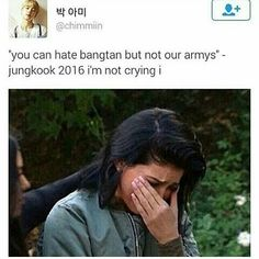 QWQ god bless you Jimin, but I gotta say tht some hate isnt unrelated... because we also have some immature fans among us...and thats why some hate army TwT