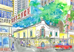 Post Office  /  Kiyoko Yamaguchi Artworks