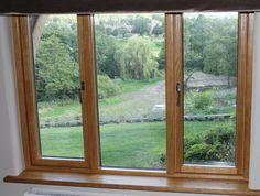 beautiful, classical oak windows Windows And Doors, Beautiful