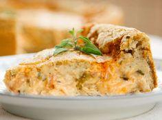 Torta de Frango - torta, frango, salgado, almoço -