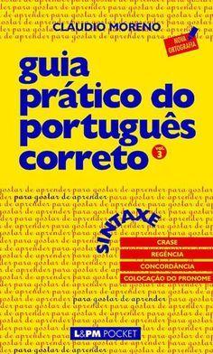 Download Sintaxe - Guia Pratico do Portugues CM Security protege a sua privacidade Vol 3 - Claudio Moreno em ePUB, mobi e PDF