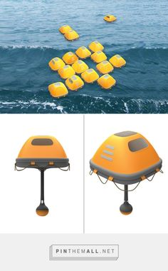The Duckweed Survival House is a floating emergency shelter designed to elevate survival rates and assist with rescues in disaster situations such as tsunamis and floods. An alternative to exposed life rafts, the enclosed design providers shelter fro Survival Shelter, Survival Tools, Wilderness Survival, Camping Survival, Outdoor Survival, Survival Prepping, Emergency Preparedness, Homestead Survival, Yanko Design