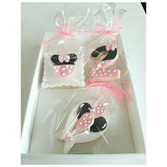 Mickey mouse kurabiye