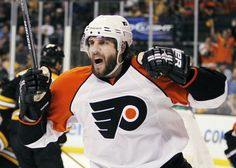 Flyers Acquire Simon Gagne from Kings