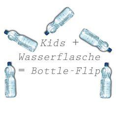 Habt ihr euch auch schon gefragt, warum derzeit so viele Kids und Jugendliche ihre Wasserflaschen um sich werfen? Nicht einmal, einfach zur Seite werfen – nein immer wieder, immer wieder&#823…