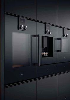 Gaggenau 200 Serie Oven 60cm, koffie automaat, combi stoomoven, warmhoudlade  www.demulderkeukensopmaat.nl