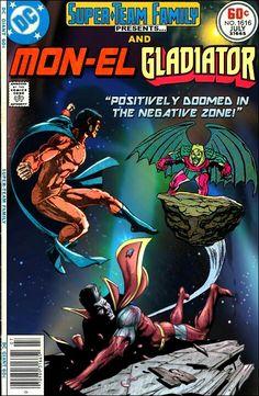 STF: Mon-El & Gladiator