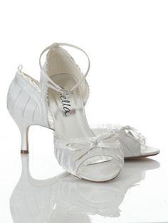 Kim - Anella Wedding Shoes - Medium Heel