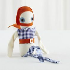 The Land of Nod | Kids Dolls: Tough Boy Storm Doll in Dolls & Plush Toys