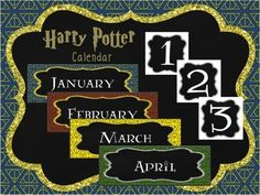 Perfect for any Harry Potter themed classroom. File includes FULL COLOR and… Harry Potter Classes, Harry Potter Classroom, Theme Harry Potter, Harry Potter Style, Harry Potter Room, Classroom Displays, Classroom Themes, Classroom Organization, Classroom Design