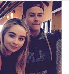 Sabrina and Peyton