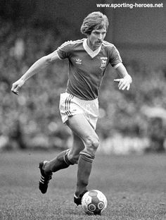Frans Thijssen ( Ipswich Town FC 1978-1983) Frans made (125) appearances for Ipswich Town and netted (10) goals. He is seen here in Ipswich's 6-0 win over Man. Utd in 1980.