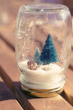 Bote navidad