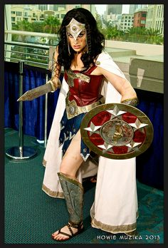 Wonder Woman by Meagan Marie | SDCC 2013