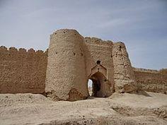"""Iran 18 Shahr-i Sohkta, literalmente """"ciudad quemada"""" en persa) es un yacimiento arqueológico que data de la Edad del bronce situado en el este de Irán, en la región de Sistán"""