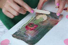Pressed Flower Iphone Case DIY