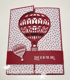 Stampin' Up - Lift Me Up