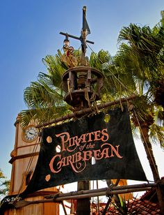 Number 10: Pirates of the Caribbean