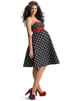 Fashionable Maternity Wear. Would be cute for the Fourth of July! #FantasticFourth