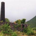 Haunted Plantation Ruins of the Caribbean