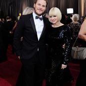 Anna Faris and Chris Pratt Oscars 2012, Anna Faris, Chris Pratt, Celebrity Gossip, Pop Culture, Hollywood, Celebrities, Success, Celebs