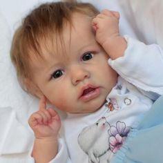 Reborn Baby Girl, Reborn Babypuppen, Newborn Baby Dolls, Baby Girl Dolls, Boy Doll, Reborn Dolls, Reborn Toddler Dolls, Baby Boy, Wiedergeborene Babys