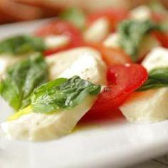 Фото рецепта: Классический салат Капрезе