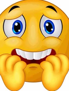 Illustration about Illustration of Cartoon Scared emoticon smiley. Illustration of facial, shiny, scared - 46947803 Animated Smiley Faces, Funny Emoji Faces, Animated Emoticons, Emoticon Faces, Funny Emoticons, Love Smiley, Emoji Love, Cute Emoji, Smiley Emoji
