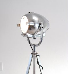 1943 wwii crouse hinds military searchlights industrial repurposing to beautiful decor. Black Bedroom Furniture Sets. Home Design Ideas