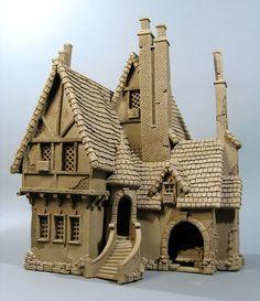 Креативная лепка от John Brickels - Ярмарка Мастеров - ручная работа, handmade