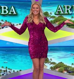 Air date Rachel Reynolds, Price Is Right, Beautiful Women, Bodycon Dress, Dresses, Fox, Celebs, Models, Fashion