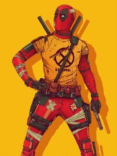 'Deadpool 2' X-Men Trainee - Boneface
