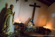 Mission San Luis Obispo de Tolosa: The Fifth California Mission - California Through My Lens San Luis Obispo Mission, California Missions, Mission Report, Lens, Painting, Chop Saw, Painting Art, Klance, Paintings
