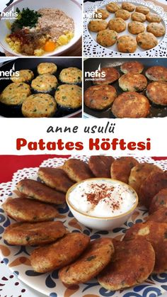 Snack Recipes, Cake Recipes, Cooking Recipes, Snacks, Turkish Kitchen, Good Food, Yummy Food, Turkish Recipes, No Cook Meals
