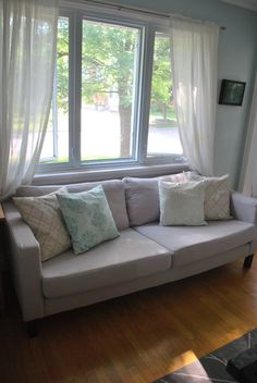 48 best custom couch slip covers affordable reupholstery rh pinterest com