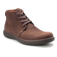ECCO Stripe Chukka Boot Cocoa Brown/Cocoa Brown