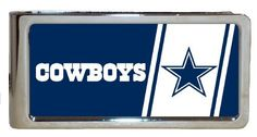 NFL Dallas Cowboys Money Clip Simran International. $11.48