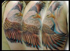 Resultado de imagem para tatuagens de aguia